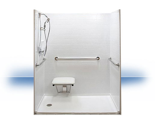 Bayside Tub to Walk in Shower Conversion by Independent Home Products, LLC