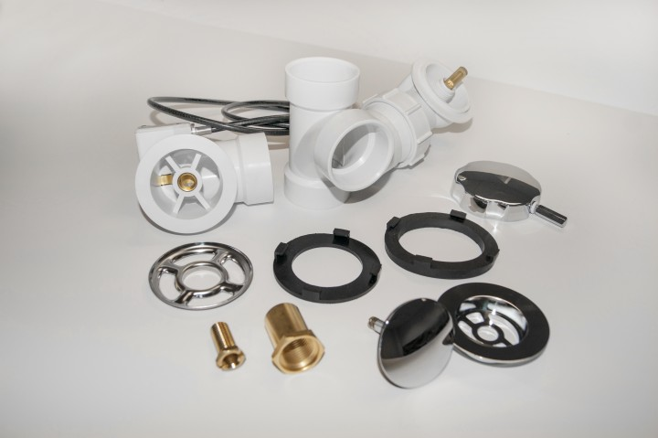 Components of Walk in Tubs